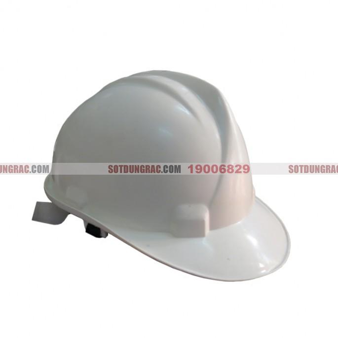 Mũ bảo hộ bằng nhựa Nón bảo hộ lao động