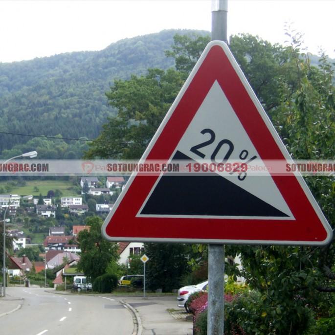 Biển báo giao thông hình tam giác -Biển báo nguy hiểm