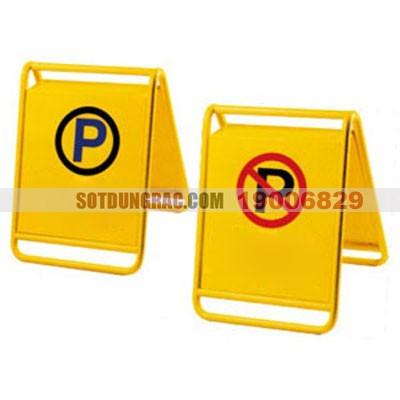 Bảng thông báo cấm đỗ, cấm dừng