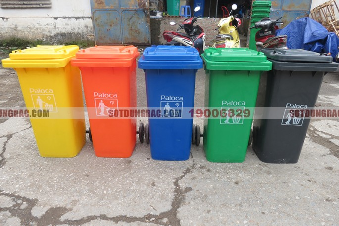 Đại lý bán thùng rác tại Đồng Nai