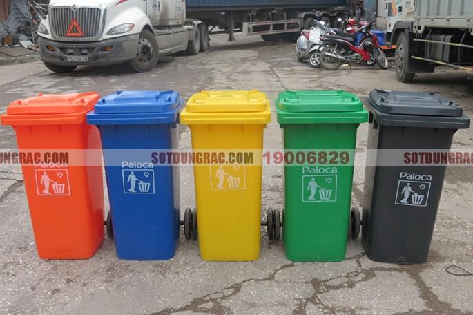 Đại lý bán thùng rác tại Hải Phòng