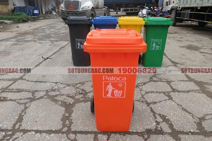 Đại lý bán thùng rác tại Bình Định