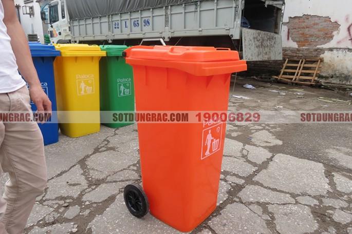 Đại lý bán thùng rác tại Sơn La
