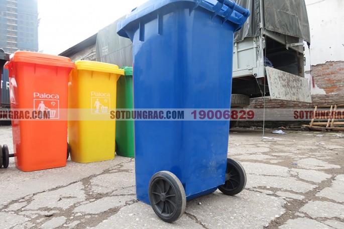 Đại lý bán thùng rác tại Vĩnh Long