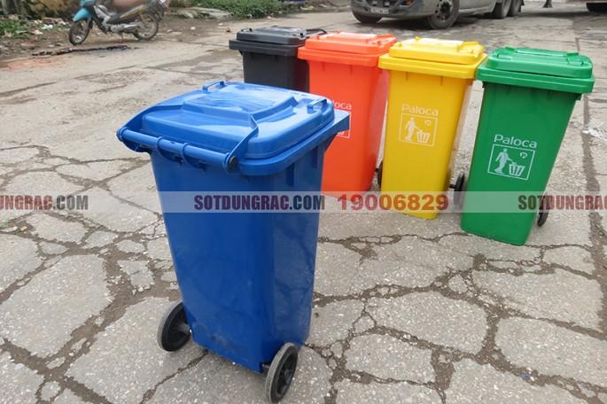 Đại lý bán thùng rác tại Tuyên Quang