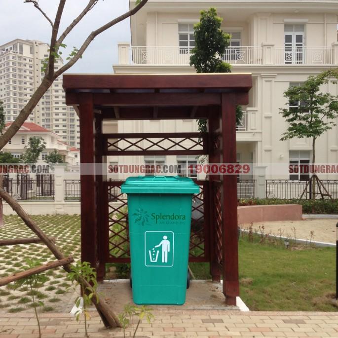 Đại lý bán thùng rác tại Quảng Ninh