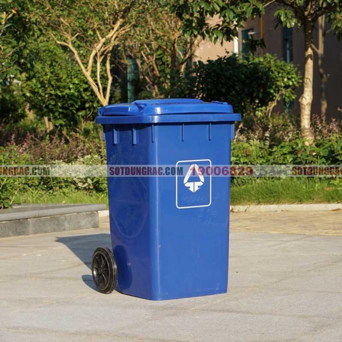 Đại lý bán thùng rác tại Ninh Thuận