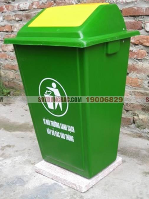 Đại lý bán thùng rác tại Bà Rịa - Vũng Tàu