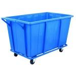 Xe chở đồ vải giặt là bằng nhựa