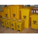 Vấn đề thùng rác y tế đúng tiêu chuẩn ở bệnh viện