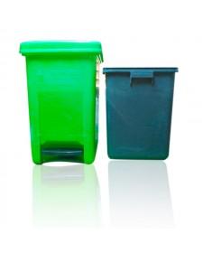 Thùng rác nhựa đạp chân MGB