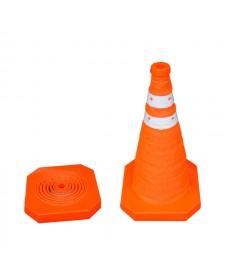 Cọc giao thông đế cam có chốt