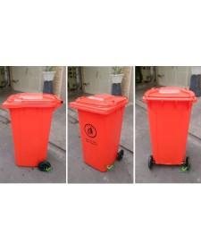 Thùng rác nhựa công nghiệp mang thương hiệu Paloca