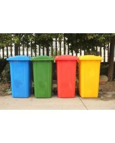 Đại lý bán thùng rác tại Long An